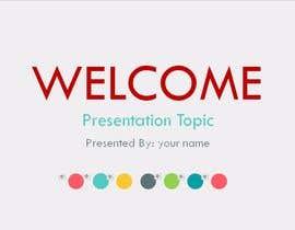 #13 для Presentation with animation от deepakrawat3993