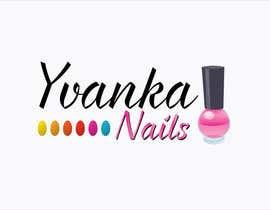 #29 untuk Ontwerp een Logo for YvankaNails oleh francodelera