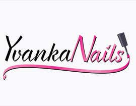 #31 untuk Ontwerp een Logo for YvankaNails oleh francodelera