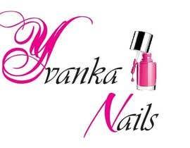 #28 untuk Ontwerp een Logo for YvankaNails oleh Rahmamansoor