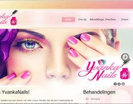 #38 untuk Ontwerp een Logo for YvankaNails oleh nyomandavid