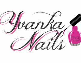 #25 untuk Ontwerp een Logo for YvankaNails oleh moilyp