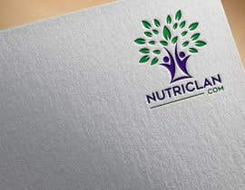 #79 untuk Logo for e-commerce/website of nutrition and business nutriclan.com (under construction) oleh anubegum