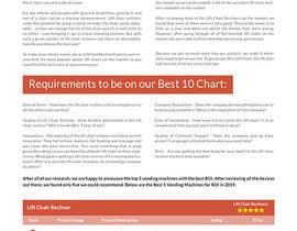#7 for BEST HOMEPAGE DESIGNER FOR WEBSITE--EASY MONEY by bishnoianilakb