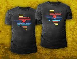 #147 para Texas t-shirt design contest de elmaeqa06