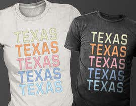 #113 para Texas t-shirt design contest de hasembd
