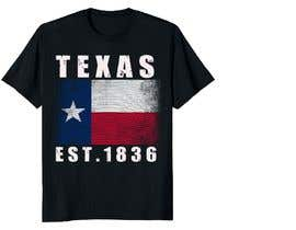 #67 , Texas t-shirt design contest 来自 arislam2
