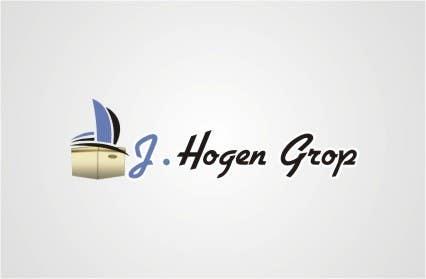Proposition n°                                        58                                      du concours                                         J Hogan Group Logo