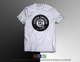 Nro 18 kilpailuun Tshirt design käyttäjältä srdjan96
