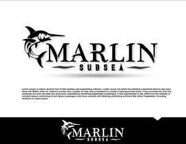 """#27 for Hi, we would like to have a Company Logo that includes the text """"Marlin Subsea"""" and a Marlin(the Fish). af Akinfusions"""