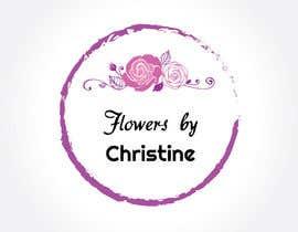 #78 dla Logo Design - Flowers by Christine przez Sr111