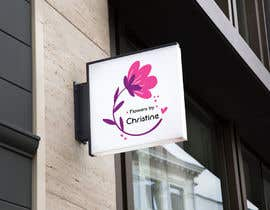 #80 dla Logo Design - Flowers by Christine przez Sr111