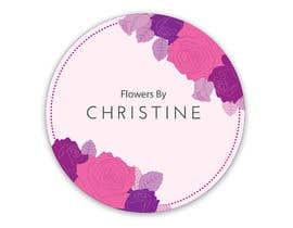 #84 dla Logo Design - Flowers by Christine przez Sr111