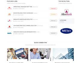 #12 for Need a Home Page Design/Look af mamun0069