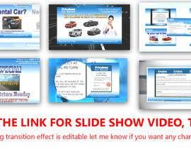 #8 for ATTRACTIVE RENT A CAR SLIDE SHOW DISPLAY af Designzone143