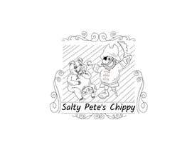 #66 for Salty/Pete's Chippy by b4animations
