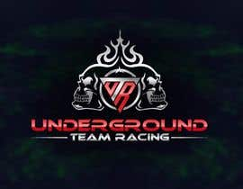 #115 for Underground Team Racing - Edgy Logo Version by Bhavesh57