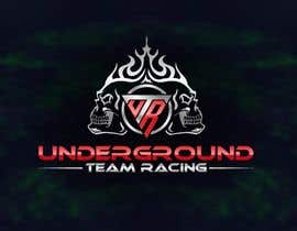 #116 for Underground Team Racing - Edgy Logo Version by Bhavesh57