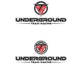 #208 for Underground Team Racing - Edgy Logo Version by anwar4646