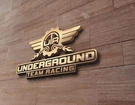 #195 for Underground Team Racing - Edgy Logo Version by greenmarkdesign