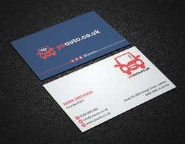 #535 for Business Card af Heartbd5