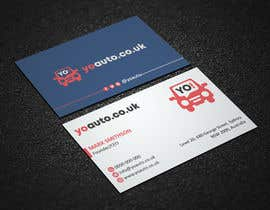 #538 for Business Card af Heartbd5