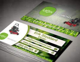 #10 cho Design some Business Cards for Lawn Care Business bởi AlexTV