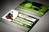 Bài tham dự #13 về Graphic Design cho cuộc thi Design some Business Cards for Lawn Care Business