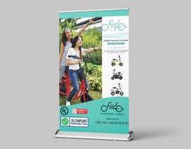 #55 для vertical banner for scooter от apnchem