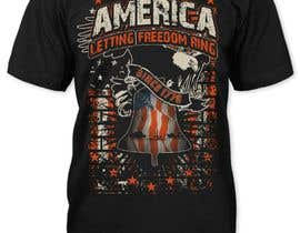 #109 для Design several t-shirts for a patriotic t-shirt company от elitesniper