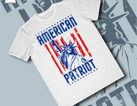#55 для Design several t-shirts for a patriotic t-shirt company от fahidyounis