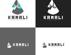 """#151 for Make a Logo for a Paraglidingcompany (School, Tandem, Traveling) NAMES: """"Kamali Paragliding"""" by charisagse"""