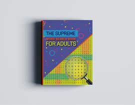 #44 for Supreme Word Search Book Cover by hristina1605