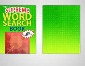 #28 for Supreme Word Search Book Cover by gt4ever