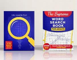 #56 for Supreme Word Search Book Cover by Djouw99