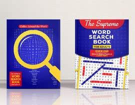 #65 cho Supreme Word Search Book Cover bởi Djouw99