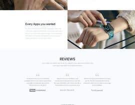 #10 para Creación de Landing Page para vender producto. de Arghya1199
