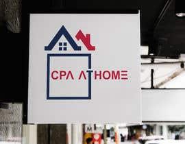 #1194 for CPA At Home Logo by mynuddibiplob