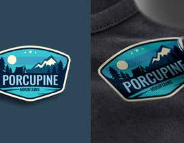#10 for Design a Patch for the Porcupine Mountains / Lake in the Clouds by minimalwork