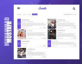 #5 untuk Design a Social Feed oleh SyedMustafaB