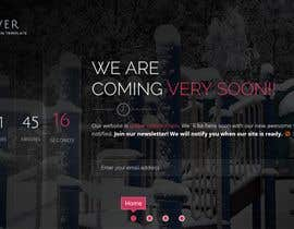 #19 for Coming Soon page by tresitem