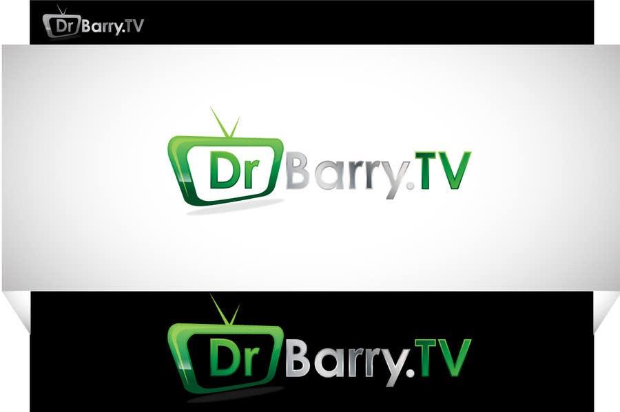 Inscrição nº 13 do Concurso para Logo Design for DrBarry.TV