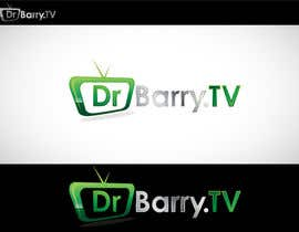nº 13 pour Logo Design for DrBarry.TV par logoustaad