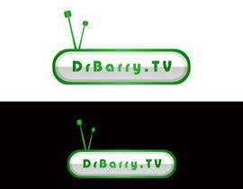#15 untuk Logo Design for DrBarry.TV oleh habitualcreative