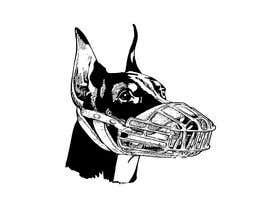 cyberlenstudio tarafından Draw a Dobermann Pinscher with a Muzzle için no 5