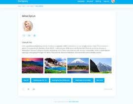 #58 for Need website redesign mockups by DesignBoss