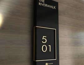 #1 220 Madison - apartment door number plaques részére bangichaal által