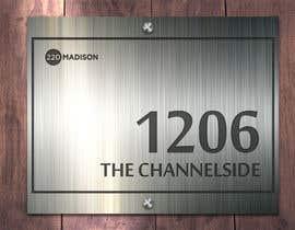#4 220 Madison - apartment door number plaques részére Ichwan94 által