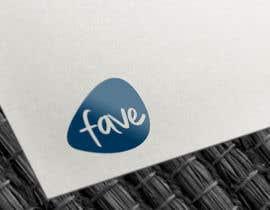 """Nro 461 kilpailuun Design a 4 Letter Logo + Social Media Icons for """"FAVE"""" käyttäjältä visvajitsinh"""