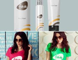 """Nro 467 kilpailuun Design a 4 Letter Logo + Social Media Icons for """"FAVE"""" käyttäjältä visvajitsinh"""